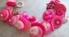 pink, princess