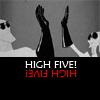 Yzma & Kronk: High Five