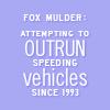 zellie: tv | x-files : outrun