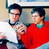 imreadytofall: clark and michael