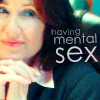 Yokana Yanovick: having mental sex