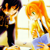 Code Geass: OTP / Sweet / School
