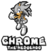 chrome the hedgehog