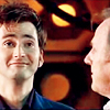 Because that's how I see the universe.: Doctor Who // Ten // Brilliant