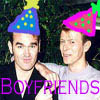 It's a pity you didn't sign the Smiths: Moz & Bowie
