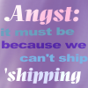 [quotes] we can't ship 'shipping