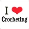 heart crocheting