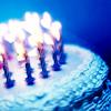 * birthday cake