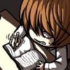Deathnote Raito Writing