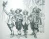 Doug Hulick / Simon Morcar: Musketeers 1
