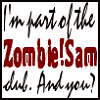 Zombie!Sam