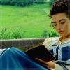 Molly Gibson reading