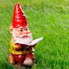 gnome, reading