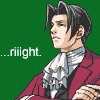 Edgeworth - Condesending