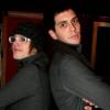 Mikey Way and Gabe Saporta <3