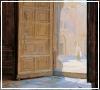 Дверь Храма Гроба Господня