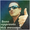 Chass: Bono approves
