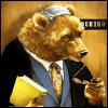 horace the library bear