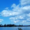 [misc] landscapes: blue sky