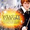 Green Eyed Monster: [Harry Potter] King Ron