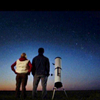 CG stargazing