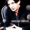 Lauren Christensen: [placebo] special needs