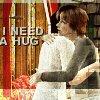 Remus/Sirius hug