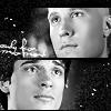 Stef: Smallville - Clark / Lex b/w