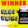 NaNoWriMo 2007 Winner