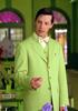 Gen: Looking fabulous in green