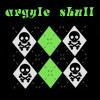 argyle skull