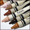 the kind of beauty that moves: flesh tones