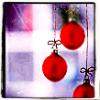 Ith: Holiday - Xmas Red Balls