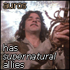 Supernatural Allies