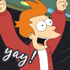 Hippie Geek Girl: futurama - yay!