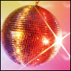 Muriel: disco ball