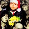 holidays - yule - sotd - santa shaun