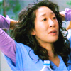 GREY'S. Cristina; top of my game