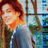 Oguri Shun → smile