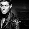 zofia27: B&W Dean