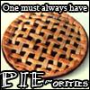 PIE-orities