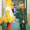 [TWW] Donna: She engaged the chicken
