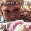 latteaddict: Need a hug - Kara/Kacey