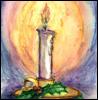 Christmas - Candle