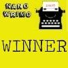 NaNo Winner