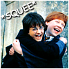 Kate: HP: Ron/Harry Squee