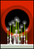 cincoflex: Christmas candles 2
