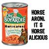 Horsearoni