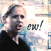 Lady Manson: Buffy - buffy ew