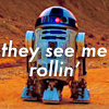 SW - R2D2 See Me Rollin'
